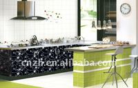Acrylic MDF ready made kitchen cabinets made in china