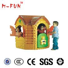 high quality kid plastic play house
