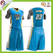 top selling cheap custom basketball uniform image