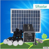 10w LED solar lighting system solar home kit with low price