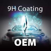 hydrophobic nano coating water proof windshield coating OEM