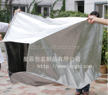 Large Size and Big Size Aluminum Foil Bags for Caution Product