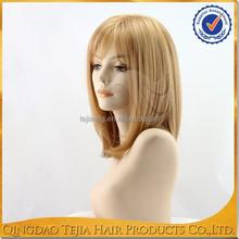 fashion synthetic hair wig, japanese fiber hair, fake hair wigs