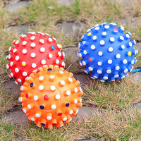 Sweet New Products Durable squeaky vinyl dog ball toys