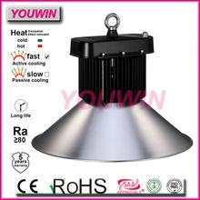 ALI08 Hot selling good heat dissipation cool white meanwell driver 100w high bay led TUV GS CE RoHS SAA C-TICK Approval