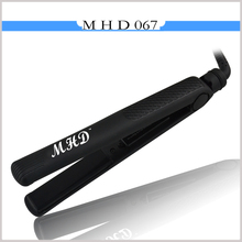 Beauty Salon Supplies Branding machines hair straightener, nano ceramic coating flat iron, private label products