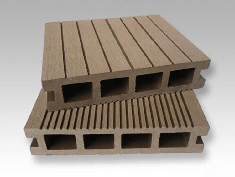 Waterproof outdoor flooring wpc decking wpc decking floor for Cheapest place for decking boards