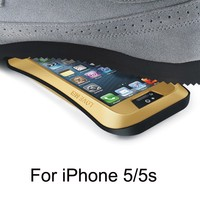 Free Shipping 2015 Hottest Protective Metal cheap phone case cellular accessories buy for iphone5/5s