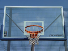 Transparent basketball board / GLASS basketball board with AS/NZS 2208:1996 and EN12150 certificate