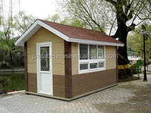 Cheap price living modular bungalow for family