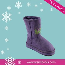 New style fashion high quality cheap comfortable and durable snow boots