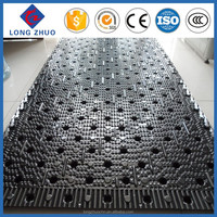Liangchi filler/cooling tower filling/PVC/PV plastic sheet/adverse flow