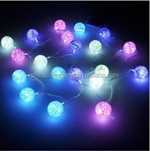 best-selling Colorful easter handicraft supplies led ball