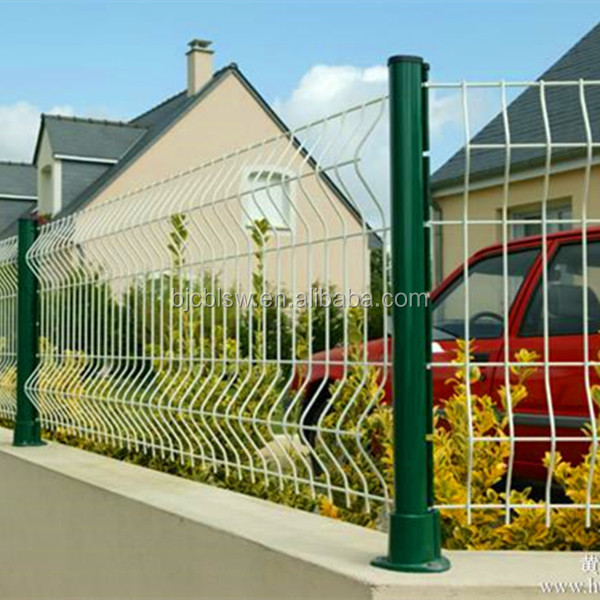Dirickk axis buy rubber coated mesh fence