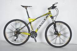mountain bike/mountain bicycle/mountain cycling with 27 speed ,made in China