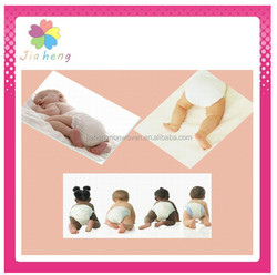 Water resistance and breathability nonwoven fabric raw materials for diaper making