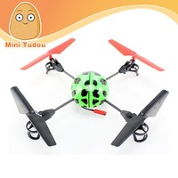 China Manufacture WL V929 Ladybird 2.4G 4 CH 3 axis UFO RC Helicopter with gyro