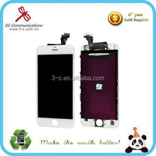 OEM disassemble mobile phone LCD touch screen part for iphone 6 LCD