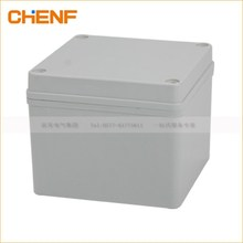 Chenf 125*125*100mm Aluminum IP66 High Quailty Electrical Junction Box Waterproof Junction Box