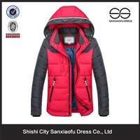 New Design High Quality Wholesale Winter Clothes, Cotton Padded Cheap Winter Clothes For Men