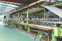 high speed crepe paper making machine Taichang 2012 hot sale