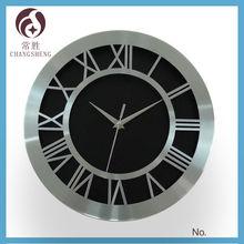 12 pulgadas metal reloj de pared