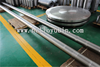 OEM forged shaft,stainless steel Marine propeller long shaft made in China