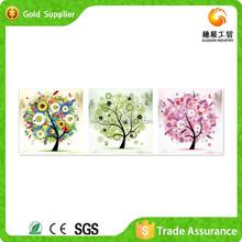Custom Hand Make Diamond Painting Cross Stitch Modern Oil Painting Trees