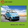Environmental friendly new energy electric car vehicle EV car