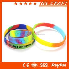 New original round shape elastic small loom rubber band bracelet
