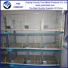 High Quality metal rabbit cage/New design industrial rabbit cage for rabbit farming