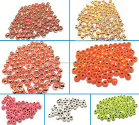 High Quality Wholesale 18G 3CM Tungsten Beads Fly Fishing