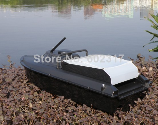 Drop shipping jabo 2bl remote control bait boat fish for Remote control fishing boats