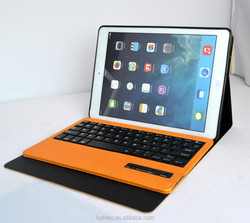Magnetic removable folding wireless bluetooth keyboard for ipad