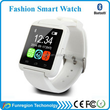 Colors Touch Screen android U8 u10 smart watch android Bluetooth smart watch phone