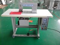 New sewing machine bags shoe lace making machine ultrasonic sewing machine