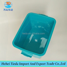 Under Bed Plastic Storage Box Container with Lid
