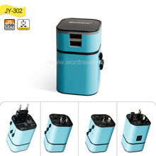 High quality universal travel adapter Manufacturer,promotional/corporate/business gifts/gifts items China manufacturers