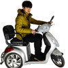 new products three wheel electric scooter
