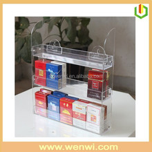 Wall Mounted Cigarette Display Case