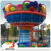 fruit flying chair rotary type children park rides fruit flying chair for sale