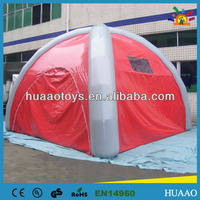 High quality inflatable clear bubble tent