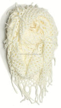 Wrapables Thick Knitted Winter Warm Infinity Scarf, Mustard 2015 knit scarf