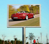 P16mm china video led dot matrix outdoor LED display panel