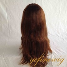Wholesale Malaysian Red Human Hair Ombre Lace Front Wig With Baby Hairs