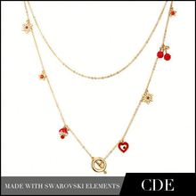 Valentines Day Gifts Jewelry Write Your Name On A Gold Chain N0248