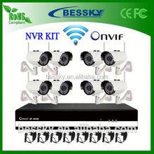 TOP Sale 8 CH Wireless NVR Kit,hdmi cctv camera,cctv camera with recording
