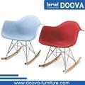 cadeira de balanço poltrona de plástico barato cadeira de balanço