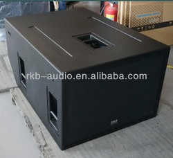(SB1000Z) 1600W horn load subwoofer