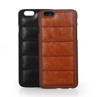 2015 Fashion genuine leather cover for phone